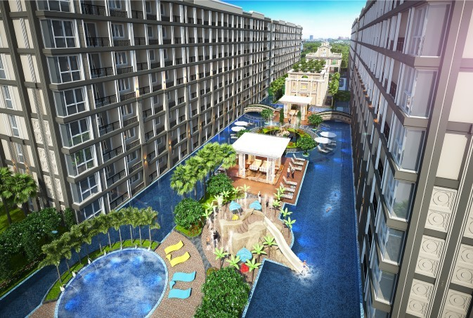 Pre-Sales started for Dusit Grand Park 2