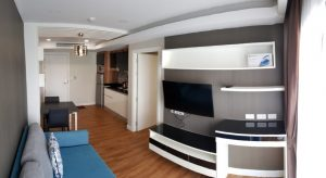 One-bedroom with City view