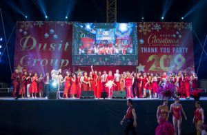 Dusit Groups Christmas Party 2019